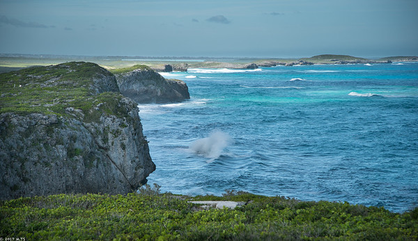 Beach at Dragon Cay, Middle Caicos Island