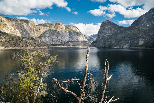 Hetch Hetchy in November