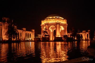 Palace of Fine Arts (Night)