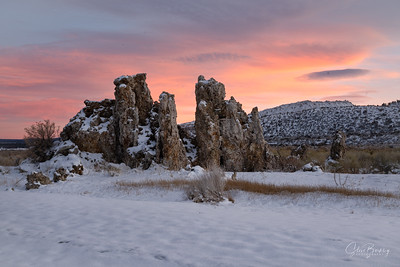 Winter Tufa II