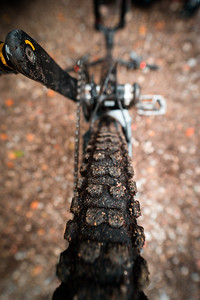 Whyte G-160 RS in Stainburn Forest