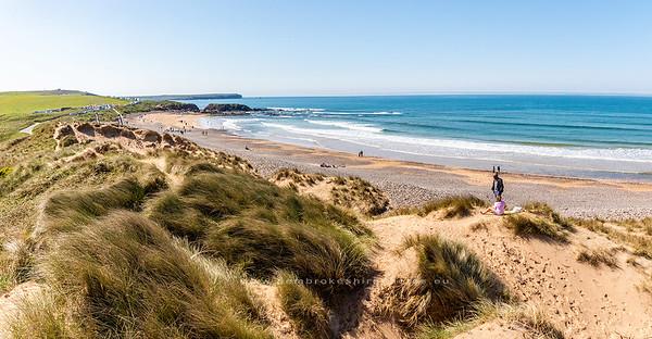 Freshwater West, Pembrokeshire.