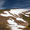 Pacific Crest Trail at Carson Pass: Meiss Col