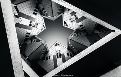 Rotterdam fine art architecture