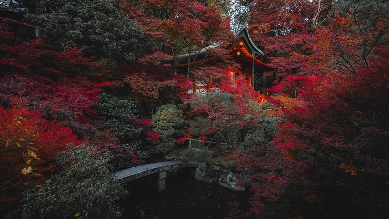 🇯🇵 Bishamondo Temple | Kyōto