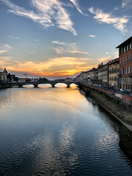 Arno River Sunset_Florencedip_2693