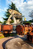 Claude Chana Statue, Auburn, CA_6282