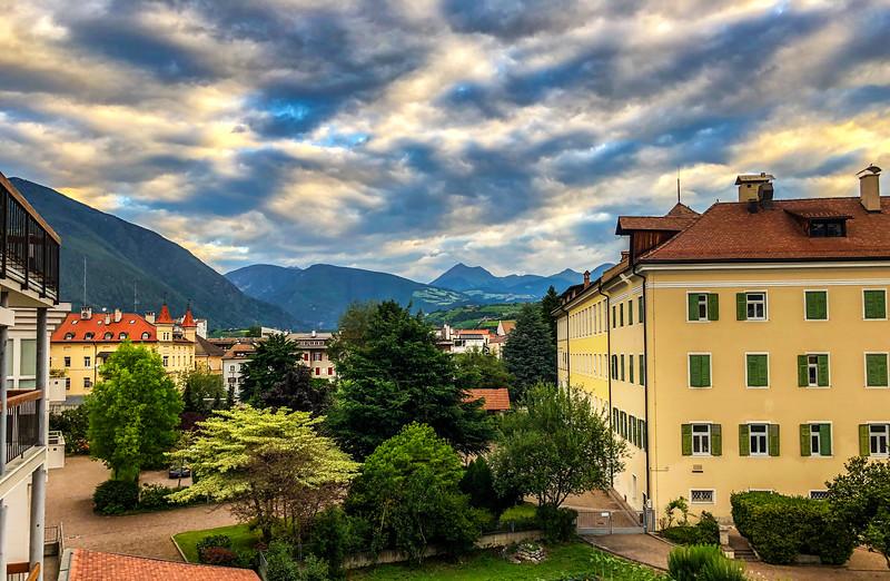 Balcony View in Bressanone3_dip_3042 copy
