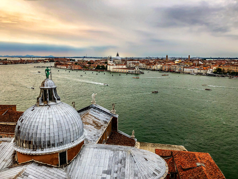View from St Giogio1_Venice_dip_E3121 copy