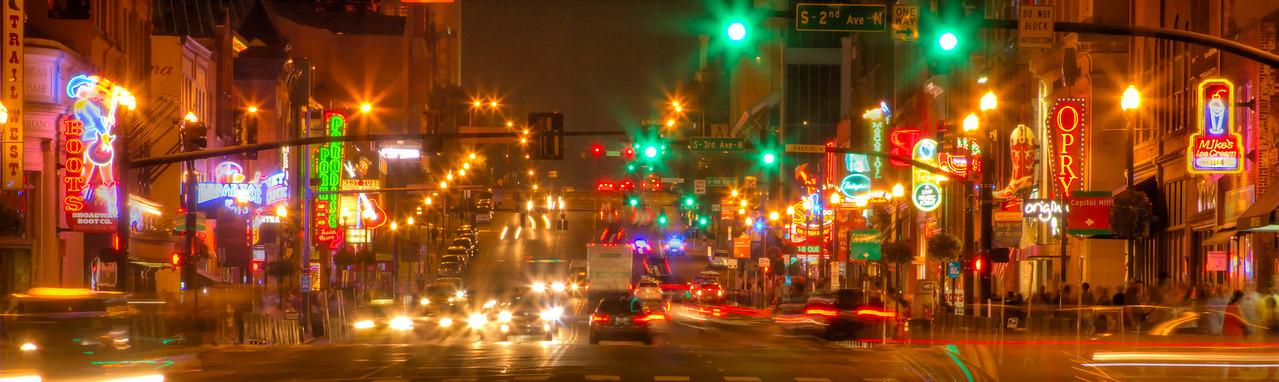 Walk thru Nashville with Trey Radcliff