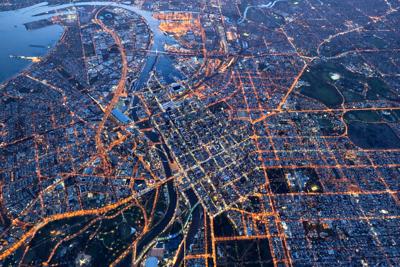 Melbourne City Grid