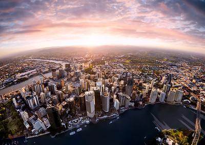 Brisbane - Following the light