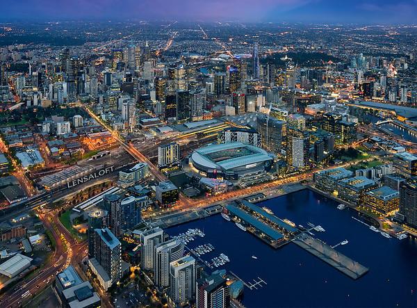 Digital Harbour - Melbourne