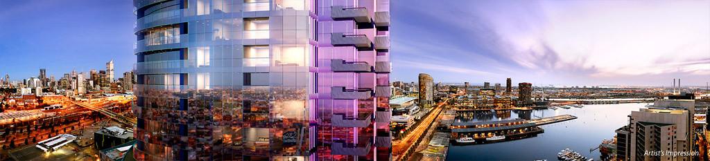 Quays Apartments - Docklands