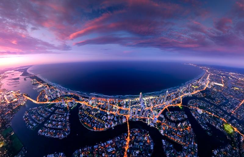 Gold Coast Twilight