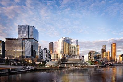 Northbank Goods Shed - Melbourne