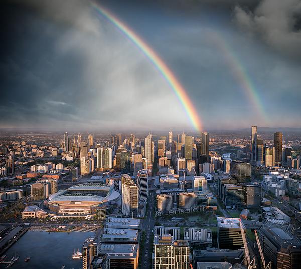 Melbourne 7pm
