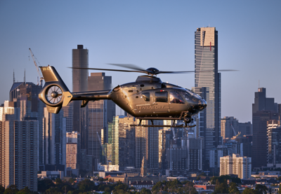 Air to Air photo flight through Melbourne