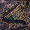 Brisbane City Vertical Aerial