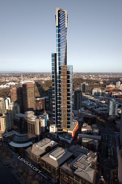 Eureka Southbank Melbourne