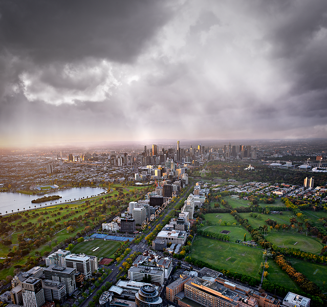 Melbourne Weather - St Kilda Rd