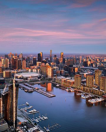 Victoria Harbour, Melbourne