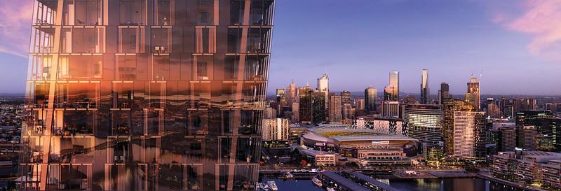 Docklands - Cutaway Panorama