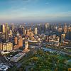 Melbourne sunrise - Soft tones