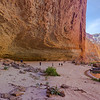 Redwall Cavern<br /> River Mile 33, Colorado River, Grand Canyon National Park<br /> (Stitched Panorama)<br /> 2014