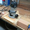 Router jig.