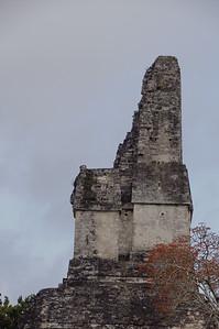 Temple III, Tikal