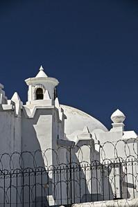 Iglesia del Cerrito del Carmen, Guatemala City
