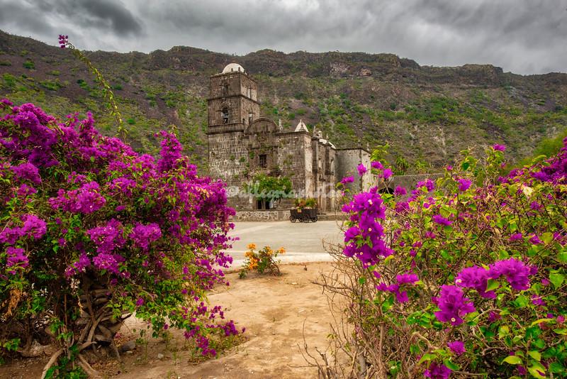 Mision San Javier, Baja, Mexico