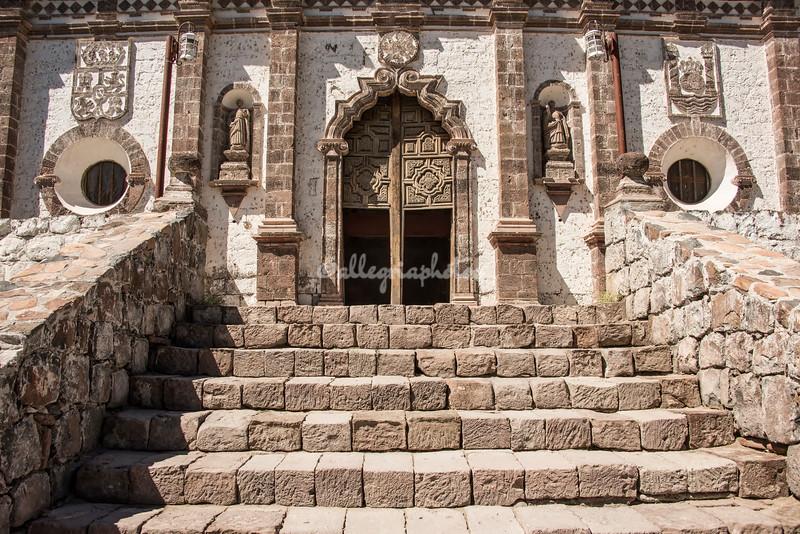 Mision San Ignacio, Baja California Sur, Mexico