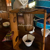 Traditional Muslin Coffee filter, Costa Rica