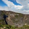 Principal Crater, Irazu Volcano, Costa Rica