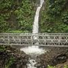 Waterfall El Angel, Costa Rica