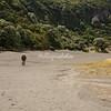 Hiking through the crater of Irazu Volcano, Costa Rica