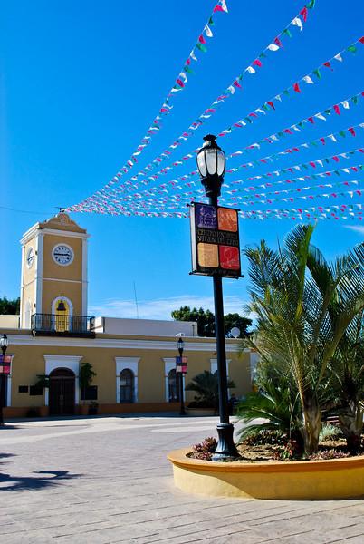 San Jose del Cabo town square