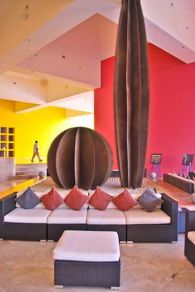 Westin's Lobby