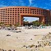 View of the Westin from the beach