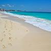 Cancun's beautiful beach