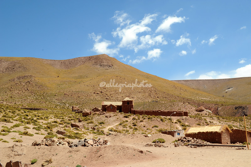 Machuca, Atacama Desert, Chile