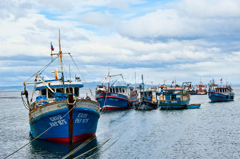 Bahia Mansa, Chile