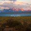 Lake Sarmiento, Patagonia, Chile