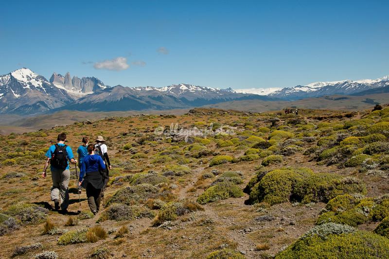 Condoreras ridgeline, Patagonia, Chile