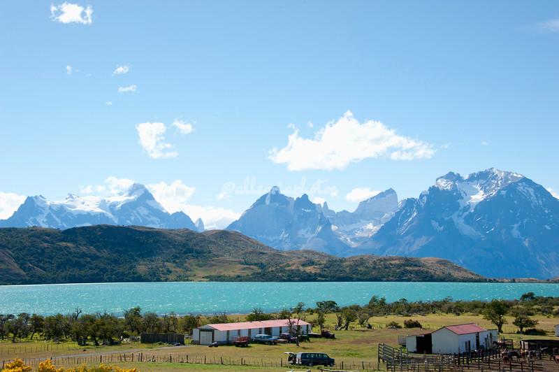 Lago Verde, Patagonia, Chile