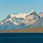"Patagonia, Chile : Thank you for visiting this gallery. Please feel free to contact us at allegriaphotos@gmail.com if you would like to order a print or download an image. Thanks for browsing! Crystal blue lakes and glaciers . . . endless pampas.  . .  soaring mountain pinnacles …This is Chile's Patagonia!  It is one of the wildest, most remote places on earth that, in the words of Charles Darwin, will ""possess (your) mind and enhance the horizons of (your) imagination."""