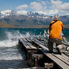Lagunita Azul, Patagonia, Chile