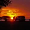 Stunning Costa Rica sunsets